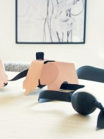 DIY EAMES elephants
