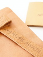 DIY Leather Tags with Transfer