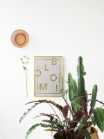 Fall Styling with Rattan